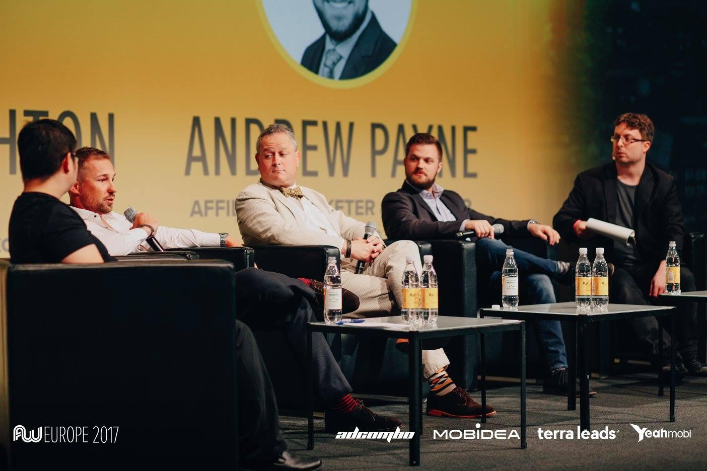Andrew Payne - AWE 2017