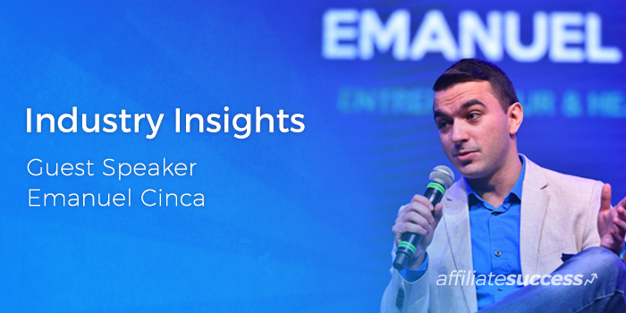 Industry Insights - Episode 1 - Special Guest Emanuel Cinca
