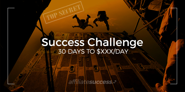 Success Challenge: Live Case Study Going from Zero to $xxx/Day