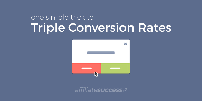 One Secret Method to Triple the Conversion Rate of Your Landing Page